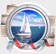 Яхта, прогулки на яхте
